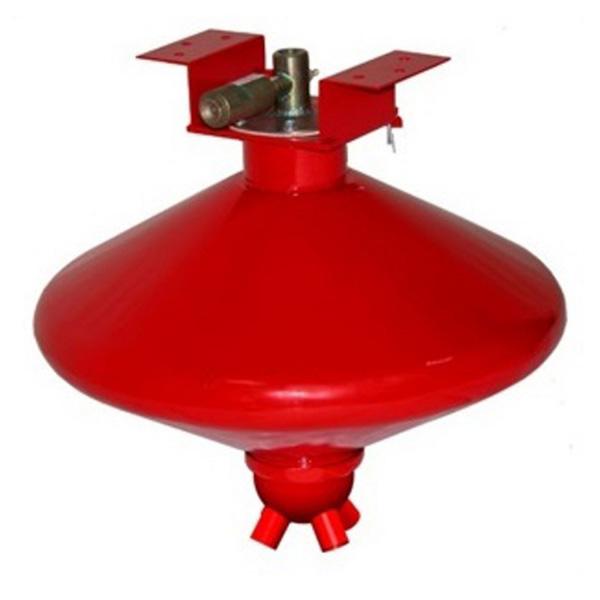 Гарант-модульная система пожаротушения