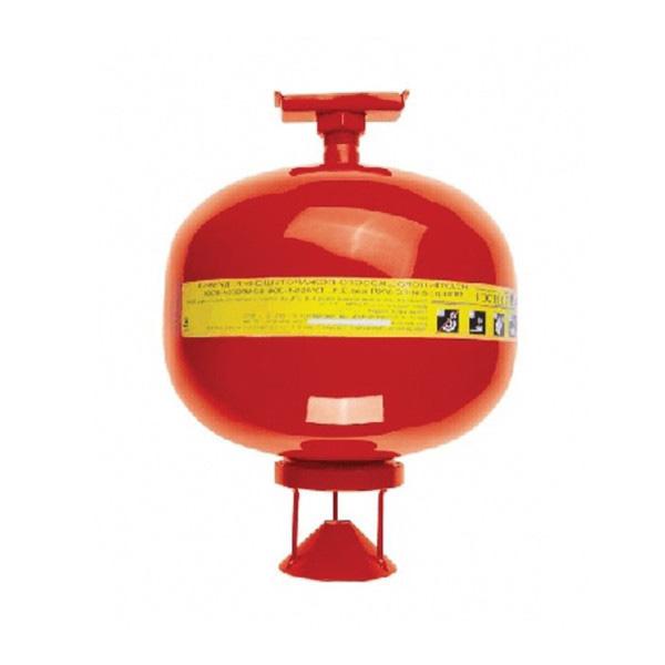 Монтаж модулей порошкового пожаротушения