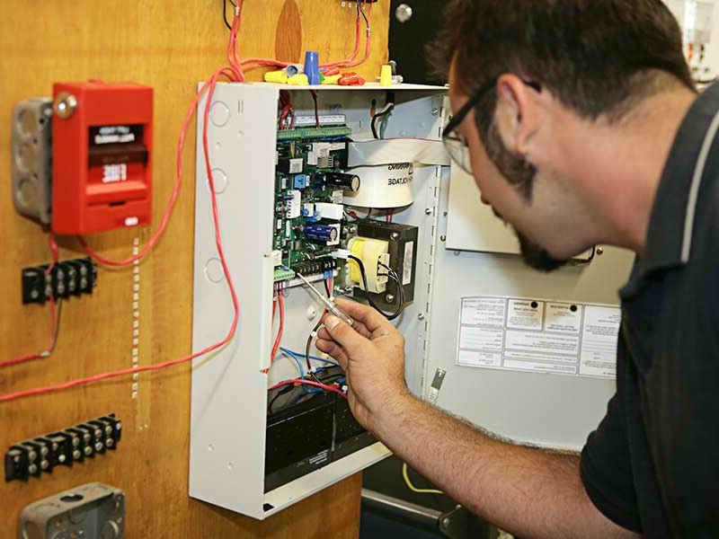 Особенности установки и настройки системы СКУД