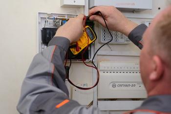 Периодичность тестирования системы пожарной сигнализации