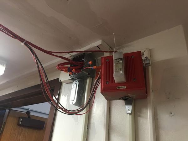 Необходимость замены пожарной сигнализации