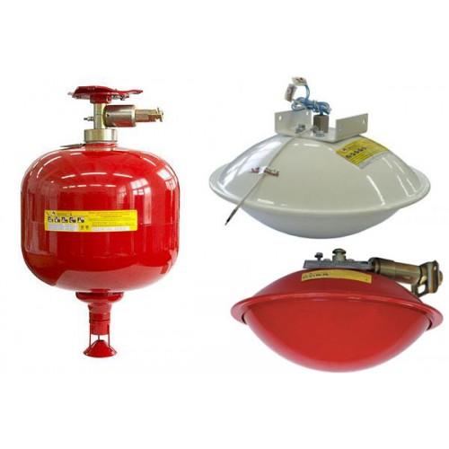 Виды и особенности модулей газового и порошкового пожаротушения