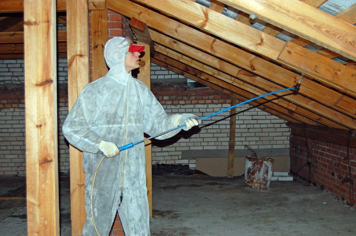 Пожарная безопасность в деревянном доме