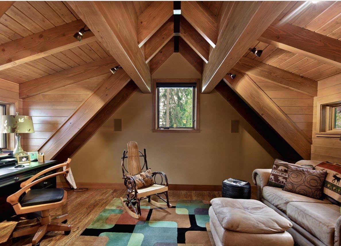 Пожаробезопасность деревянных домов