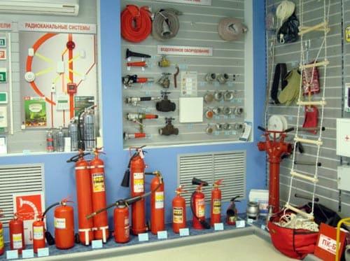 Область применения и эффективность противопожарного оборудования