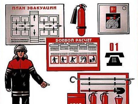 Инструкция по пожарной безопасности на предприятии