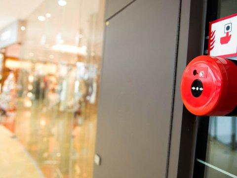 Пожарная безопасность в торговых центрах